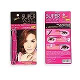 Mistine Super Model Silk Voluminous Mascara + Extra Fibre Mascara A Single Apply Double End Mascara
