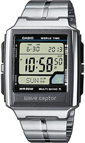 Casio Uhrenarmband WV-59DE-1AVEF / WV-59DE-1A Stahl Schwarz 23mm (NUR UHRENARMBAND - UR NICHT INBEGRIFFEN!)