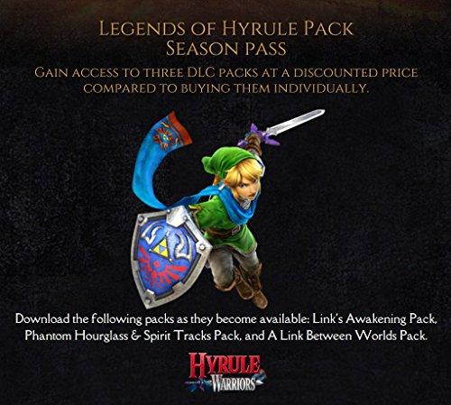 Legends of Hyrule Pack - Wii U [Digital Code]