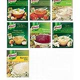 クノール 7種類のヨーロピアンスープ アソート