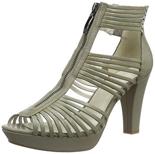 Gerry Weber Shoes Damen Ella 16 Offene Sandalen, Beige (lontra 302), 37 EU