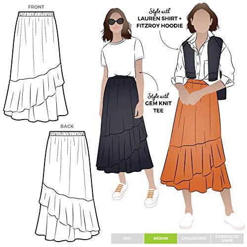 Style Arc naaipatroon - Sorrento Rok Sizes 18-30