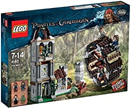 lego pirates of the caribbean the mill set