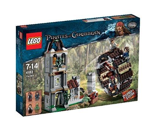 LEGO Pirates des Caraïbes - 4183 - Jeu de Construction - Duel sur la Roue