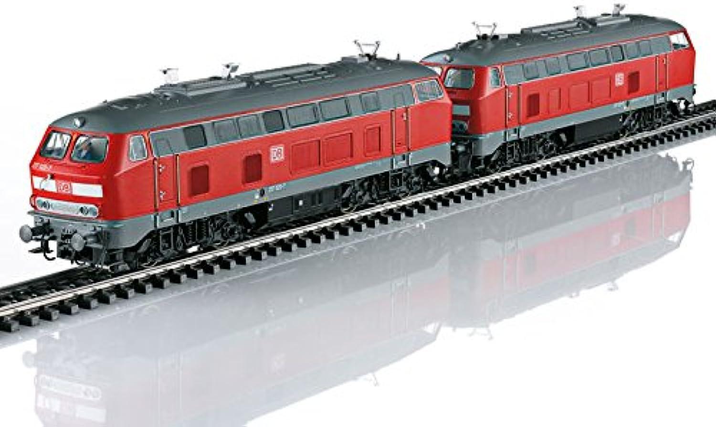 Märklin 37769 Dieselloks BR 217 DB AG Doppeltraktion B015OGS268 Bevorzugtes Material  | Outlet