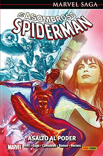 El Asombroso Spiderman 53. Asalto al poder