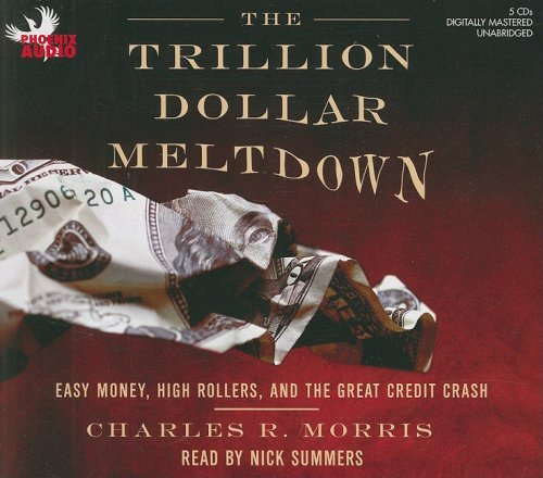 The Trillion Dollar Meltdown cover art