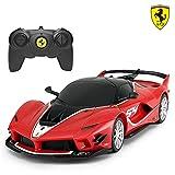 Ferrari Toy Car   RASTAR 1/24 Ferrari FXX K EVO Remote Control Car for Kid Boys Adults - RED