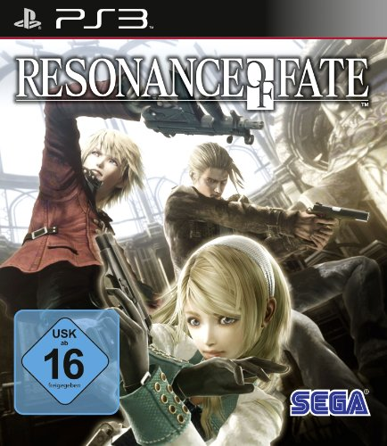 Resonance of Fate [Importación alemana]