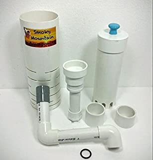 Aquaponics Fail Safe Auto Bell Siphon Kit For IBC 10