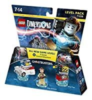 LEGO Dimensions, Ghostbusters, Level Pack by Warner Bros. Interactive Entertainment [並行輸入品]