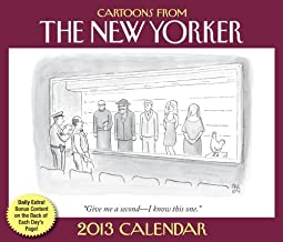 Cartoons from The New Yorker 2013 Day-to-Day Calendar by Conde Nast (2012-06-05)