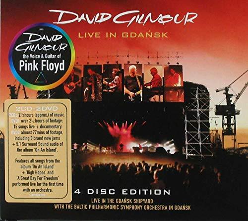 Live in Gdansk [+2 Bonus Dvd]