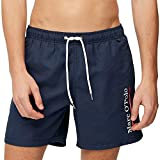 Marc O'Polo Body & Beach Men Beach Badeshorts Costume a Pantaloncino, Blu Navy, M Uomo