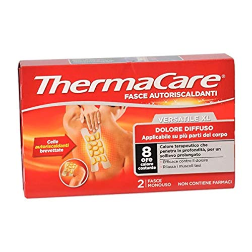 Thermacare Multifunktions-Heizbänder XL - 10 g