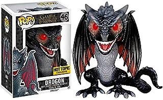 Funko - Figurine Game of Thrones - Drogon Oversized Pop 15cm - 0849803050573