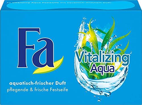 Fa Vitalizing Aqua vaste zeep, verpakking van 3 (3 x 100 g)