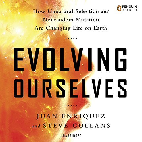 Evolving Ourselves audiobook cover art