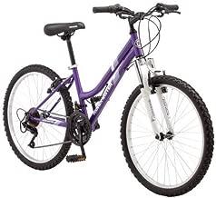 Roadmaster 24 Inches, [R3013WMI] Granite Peak Girl's Mountain Bike, Purple