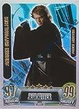 Star Wars Force Attax Movie Cards Serie 2 - Carta de Anakin Skywalker (texto en alemán)