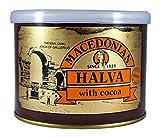 Halva grecque au cacao, Recette macédonienne traditionnelle 500 gr en étain refermable