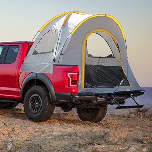 NanXi Tente De Camion De Camionnette Camping Voiture Queue Tente Voiture Pêche Tente Voiture Tente De Toit,(S)