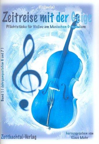 Zeitreise mit der Geige : für