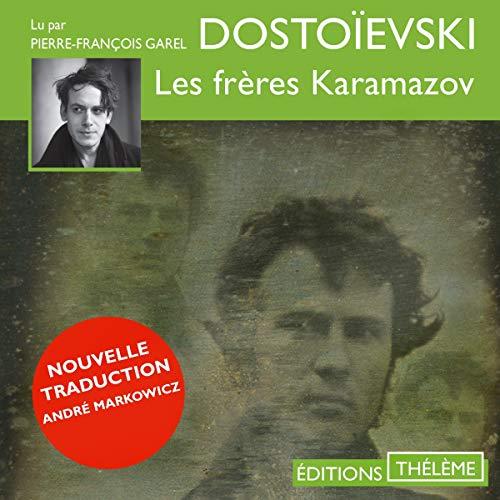 Les frères Karamazov Titelbild