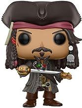 Piratas De La Serie del Caribe: Pop Jack Sparrow En Caja De PVC Figura 3.54inch