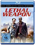 LETHAL WEAPON - SEASON 1 - MOV [Blu-ray]