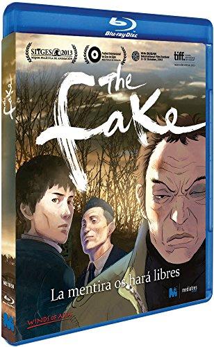 The fake [Blu-ray]