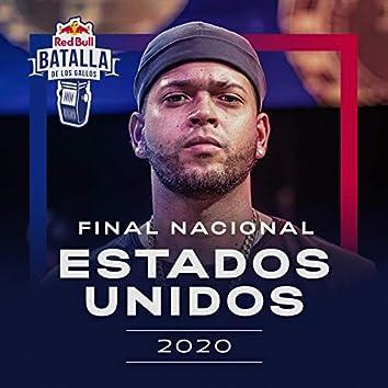 Final Nacional Estados Unidos 2020 (Live)