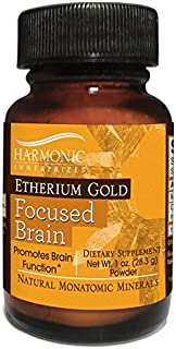 Harmonic Innerprizes Etherium Gold 1 Ounce Powder
