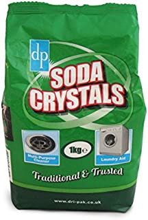 Dri-Pak Soda Crystals (1kg / 2.2 lb bag) by Dri-Pak
