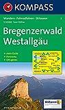 Bregenzerwald, Westallgäu: Wandern / Rad / Skitouren.
