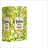 Typhoo Calming Organic Chamomile Caffeine Free Tea Bags (20 Tea bag)