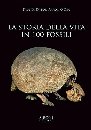 La storia della vita in 100 fossili. Ediz. illustrata