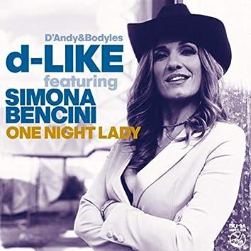 One Night Lady (featuring Simona Bencini)