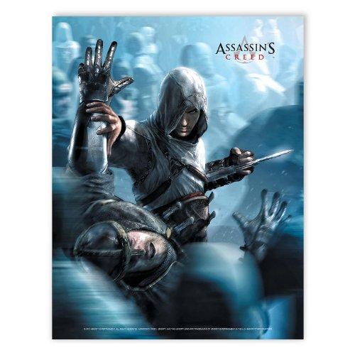 Elbenwald Assassins Creed - Out of My Way Wandbehang