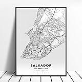 N / A Salvadop Porto Alegre Rio De Janeiro Manaus Recife