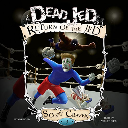 Dead Jed 3 audiobook cover art