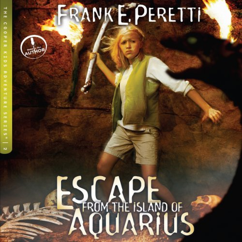 Escape from the Island of Aquarius audiobook cover art