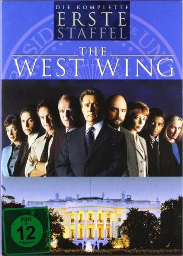 The West Wing - Die komplette erste Staffel [6 DVDs]