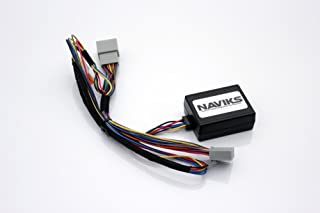 NAViKS Video in Motion Bypass Compatible with 2013-2016 Range Rover Sport (L494) Vim DVD TV Free NVIM