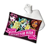 Herding 562710100412 Wärmekissen Monster High, 25 cm x 35 cm, Material: 100% Polyester inklusive...