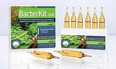 Prodibio Bacter Kit Soil Set de 6 Ampoules pour Aquariophilie