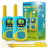 Toys for 3-12 Year Old Boys Girls-Walkie Talkies for Kids 22 Channels 2 Way Radio Toy with Backlit LCD Flashlight 3 Miles Range for Outside Camping Hiking