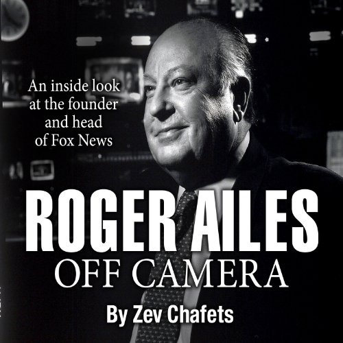 Roger Ailes audiobook cover art