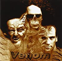 Cast In Stone by Venom (1997-11-24)