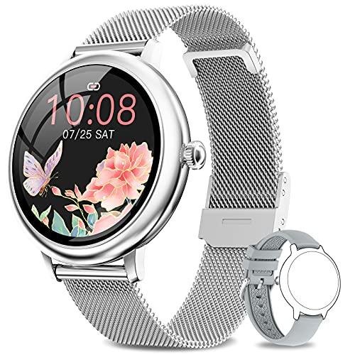 Naixues -   Smartwatch Damen,